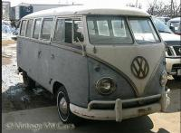 Stolen 1966 VW Bus.  Looks exactly like this one