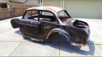 64 Sunroof Notchback Black / Red
