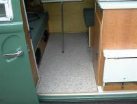 '68 Camper Interior