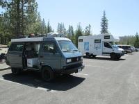 MBZ 4x4 camper