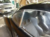 Ghia Coupe Window Trim