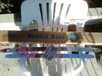 NOS EMPI BUMPER BAR SET !!