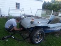 Spatz Buggy Rebuild