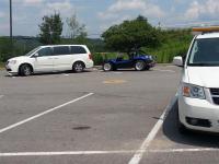 Minivan tow