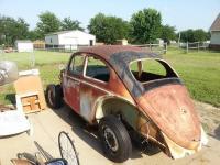 '63 patina bug