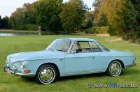 1968 VW Karmann Ghia Coupé 1600L
