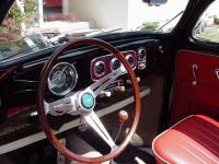 Vintage Solutions 1956 Oval Dash Accessories