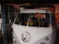 Coming back from the VW Classic 2001