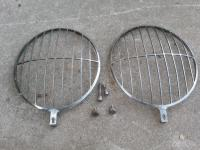 Original Speedster Headlight Grill 356 Porsche