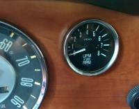 52mm Tach conversion project