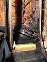 73 wiring mess?