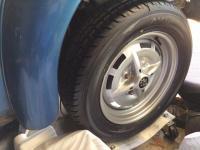 "Porsche 914 Steel Sport Wheels 5.5"" ET40"