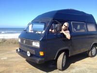 Syncro 16 Reimo TDI Road Trip from California