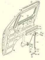 Window Parts Diagram