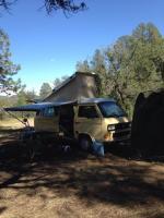 Camping at last