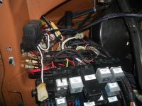 Early Fuse Panel Swap