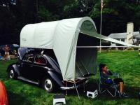 Jifffy Camper roof camper Carbak camper at Flanders