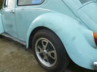 lowered suspension vw 1200 Beetle