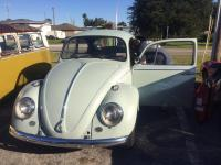 '66 with earlier turn signals at VDub Factory, Ocala, FL 2014