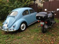 Weekend VW/BMW Air-Cooled Projects