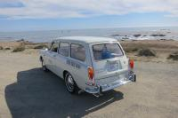 VW 1600 LE Variant at the Beach-Type 3 Rally 2014