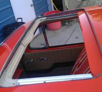 63 sunroof with 68 sunroof clip