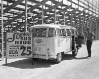 1959 Daytona International Speedway Tour Bus