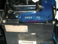 Oil Pressure Warning 0.9 bar mod