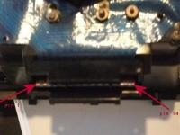Instrument panel connector