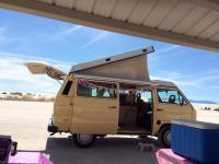 Birthday van