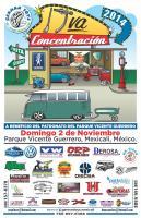 17va. Concentración Mexicali 2014.-