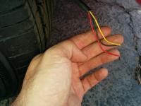 wiring turn signals in bumper