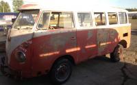 1963 15 Window Deluxe