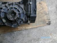 porsche 901 transaxle clutch lever
