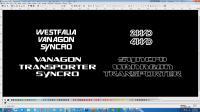 Vanagon Decal Logos