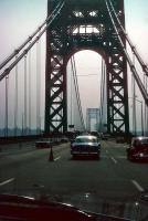 George Washington Bridge, 1964