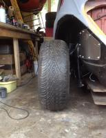 1303 rear camber