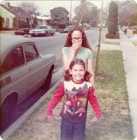 Me, Monica, and the Fastback