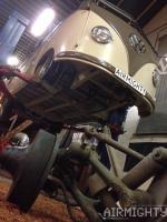 AirMighty's '53 Barndoor progress
