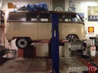 AirMighty's '53 Barndoor progress