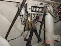 DEC 1962 SC type 2 fuse box in situ