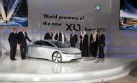 XL1 Volkswagen 300 MPG Auto