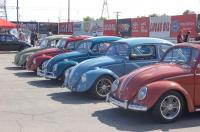 Hot VWs Drag Day Oct 2014