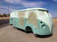 Canadian 1963 Martin Walter's Dormobile