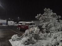 1st snow trip '14