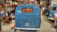 Campingbox in the '56 Springframe Westy