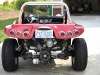 Buggy Brian's Manx - Loretta