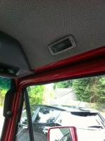 updated vanagon light - from MK4(?) dome replacement
