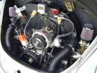 Engine Cleanup and Modernization
