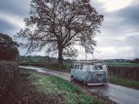 1955 Wind Down Window Barndoor
